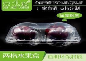 兩格水果盒應用(yong)案例